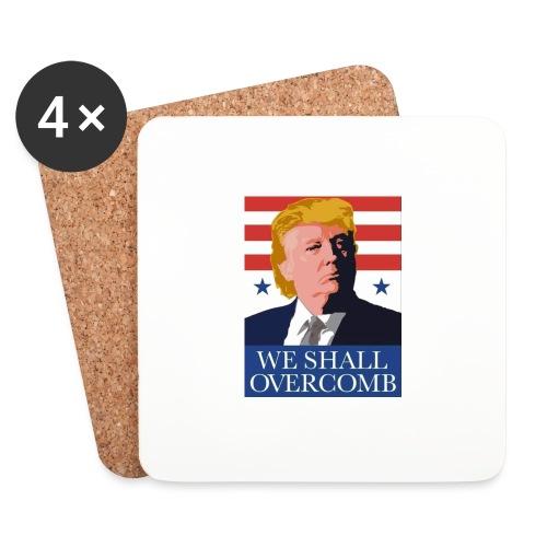 We Shall Overcomb - Coasters (set of 4)