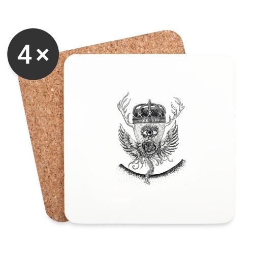 iSeeYou - Underlägg (4-pack)