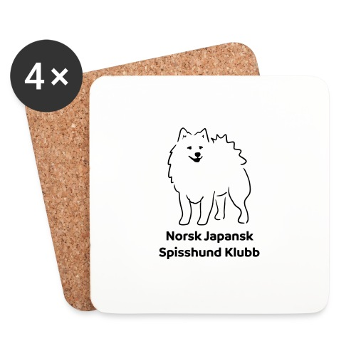NJSK - Coasters (set of 4)