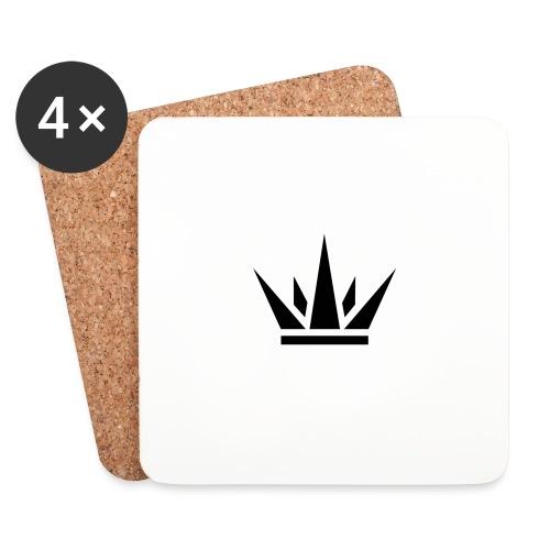 King T-Shirt 2017 - Coasters (set of 4)