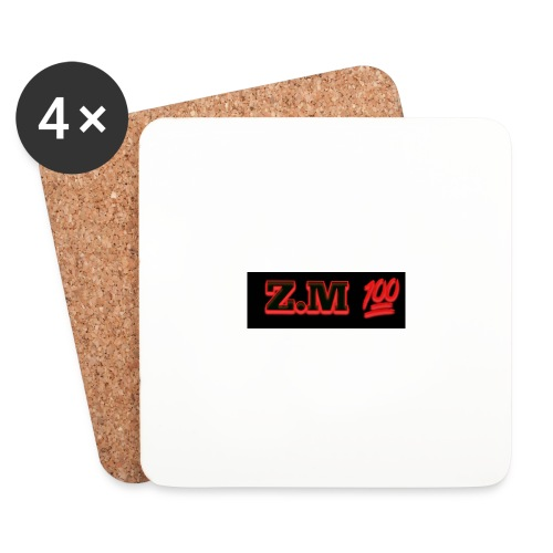 Z.M 100 - Coasters (set of 4)