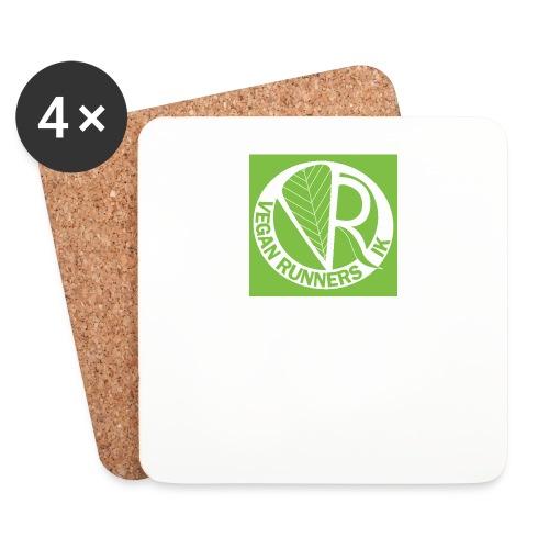 VeganRunners Logga jpg - Underlägg (4-pack)