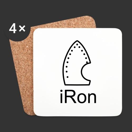 iRon - Untersetzer (4er-Set)