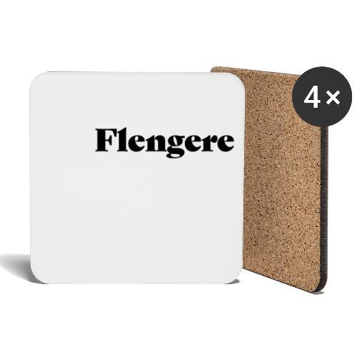 Flengere - Untersetzer (4er-Set)