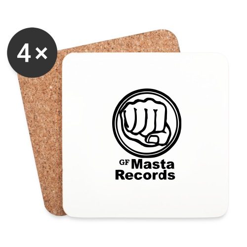 GFMRLOGO - Coasters (set of 4)