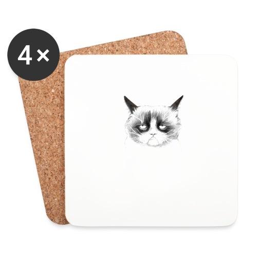 Grumpy Cat - Coasters (set of 4)