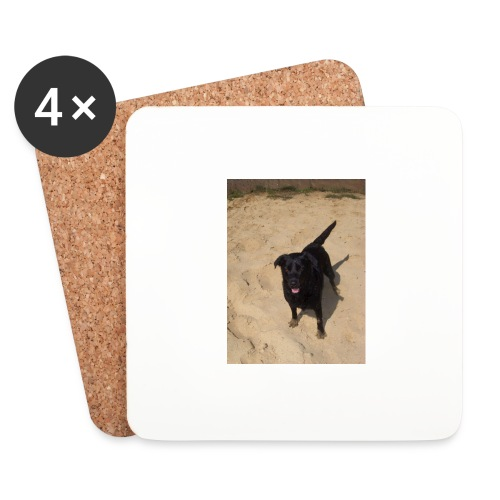 Sandpfoten - Coasters (set of 4)