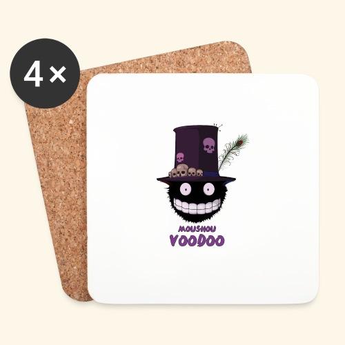 voodoo - Dessous de verre (lot de 4)