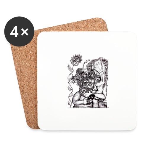 Piercat par - Underlägg (4-pack)