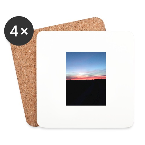 late night cycle - Coasters (set of 4)
