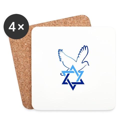 Shalom I - Untersetzer (4er-Set)