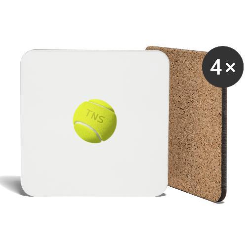 Tenis - Posavasos (juego de 4)