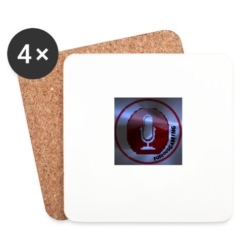 FG176 LOGO jpg - Coasters (set of 4)