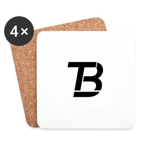 brtblack - Coasters (set of 4)