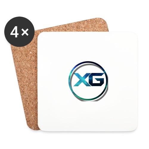 XG T-shirt - Onderzetters (4 stuks)