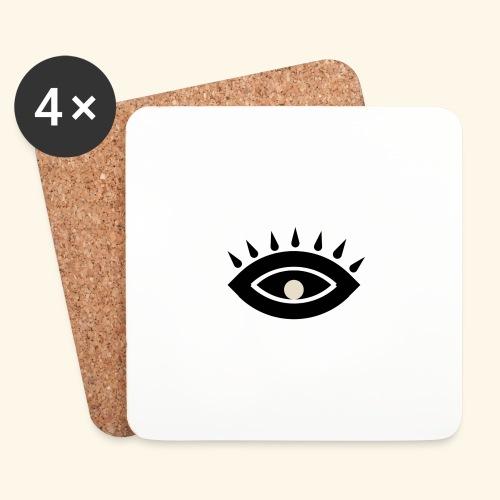 third eye - Underlägg (4-pack)
