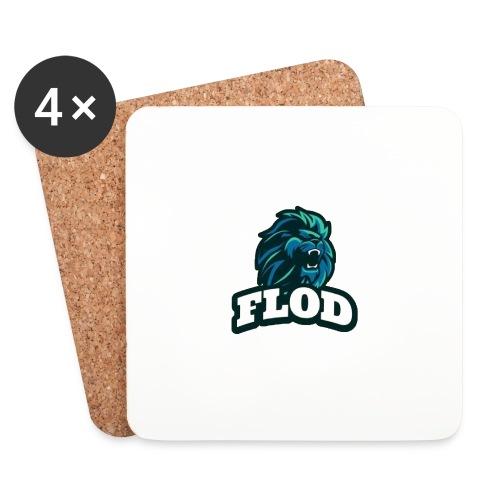 Mijn FloD logo - Onderzetters (4 stuks)