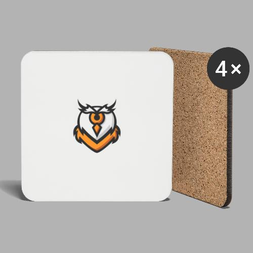 Luscus Orange Collection - Untersetzer (4er-Set)