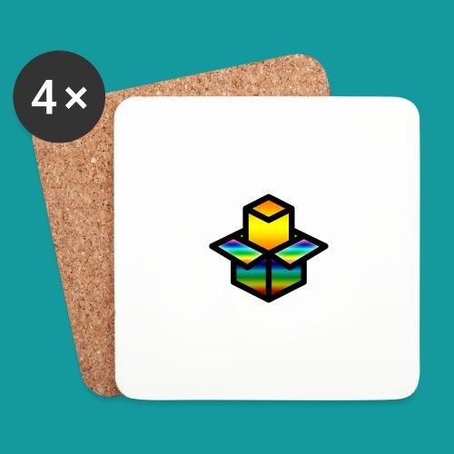 Unboxing - Onderzetters (4 stuks)