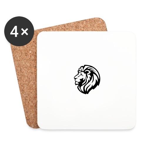 LION - Sottobicchieri (set da 4 pezzi)