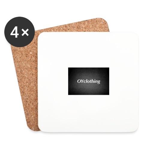 OYclothing - Coasters (set of 4)