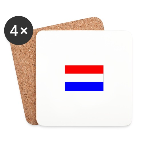 vlag nl - Onderzetters (4 stuks)