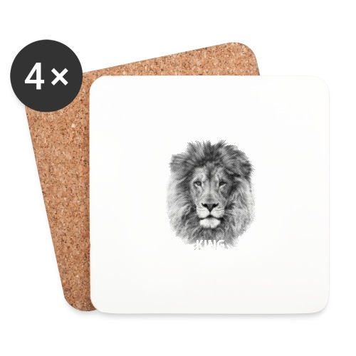 Lionking - Coasters (set of 4)