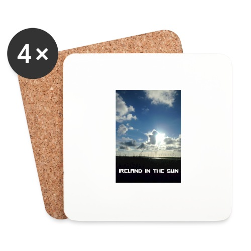 IRELAND IN THE SUN 2 - Coasters (set of 4)