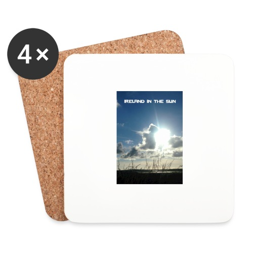 IRELAND IN THE SUN - Coasters (set of 4)