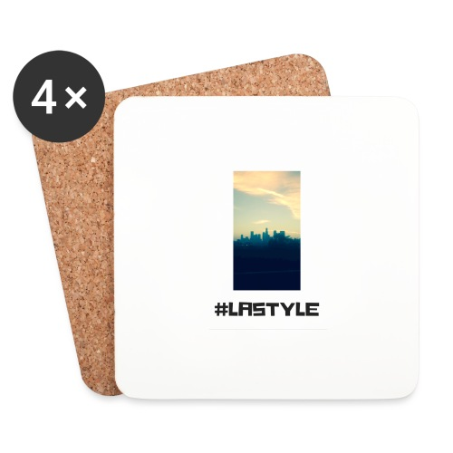 LA STYLE 3 - Coasters (set of 4)