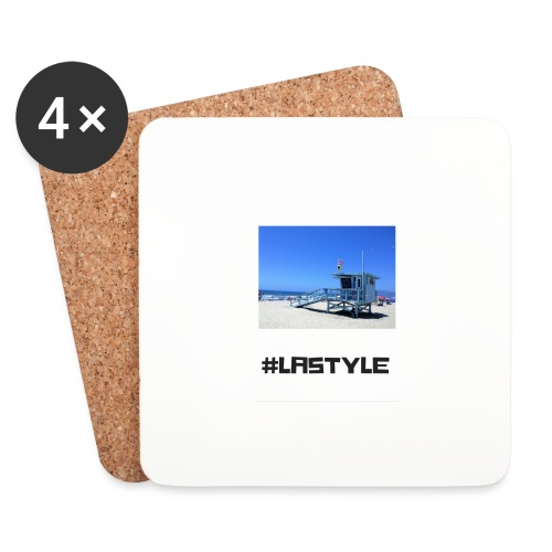 LA STYLE 2 - Coasters (set of 4)