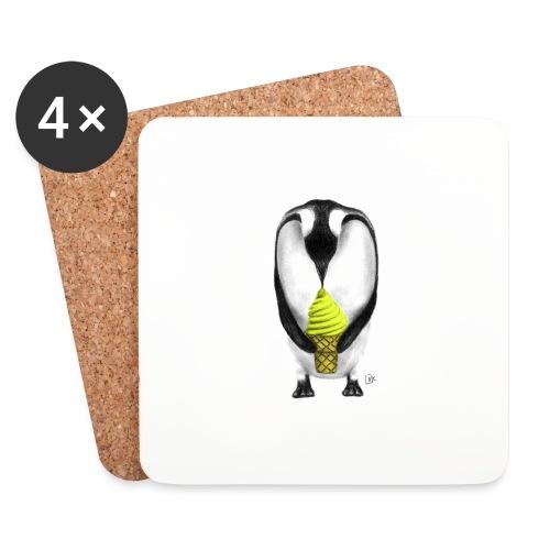 Penguin Adult - Coasters (set of 4)