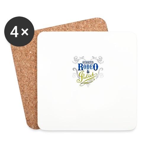 Rodeo and Juliet - CountryMania - Sottobicchieri (set da 4 pezzi)