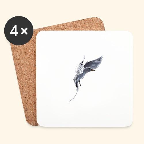 Weißschwanz Tropenvogel - Untersetzer (4er-Set)