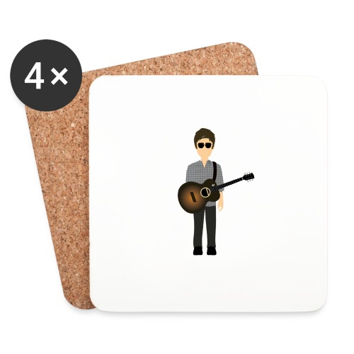 Noel Gallagher Epiphone Edition - Coasters (set of 4)
