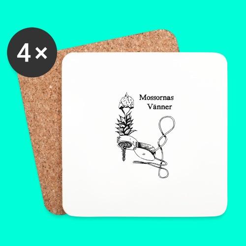 mossvanner - Underlägg (4-pack)