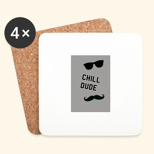 Cool tops - Coasters (set of 4)