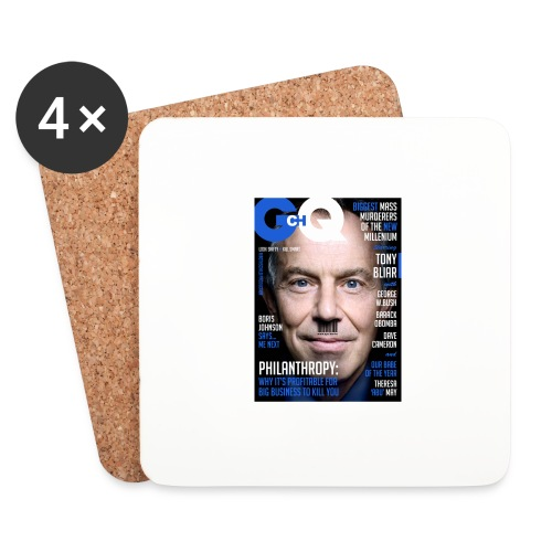 GCHQ Magazine - Coasters (set of 4)