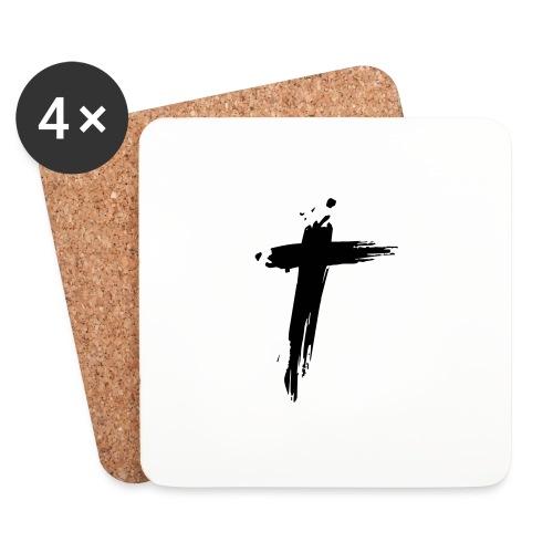 Cross - Onderzetters (4 stuks)