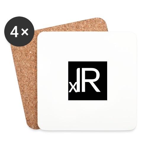 xIR - Lasinalustat (4 kpl:n setti)