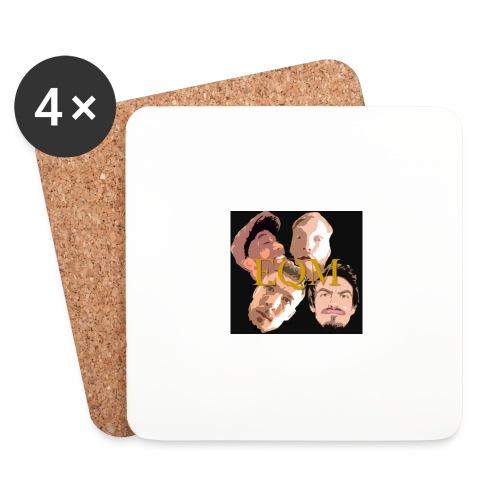 EQM LOGO - Underlägg (4-pack)