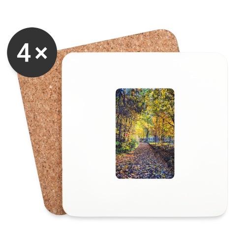 Autumn - Podstawki (4 sztuki w zestawie)