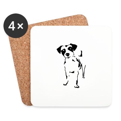 Jack Russell Terrier - Untersetzer (4er-Set)