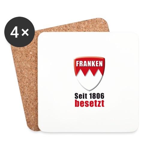 Franken - Seit 1806 besetzt! - Untersetzer (4er-Set)
