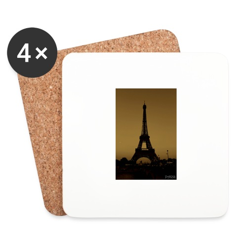 Paris - Coasters (set of 4)