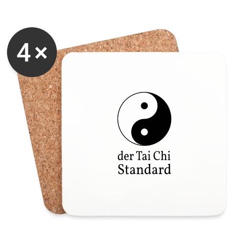 der Tai Chi Standard - Untersetzer (4er-Set)