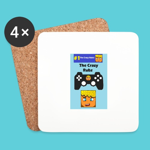 games controller - Coasters (set of 4)