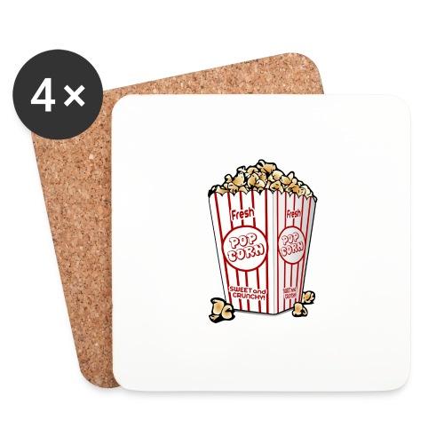 Popcorn - Underlägg (4-pack)
