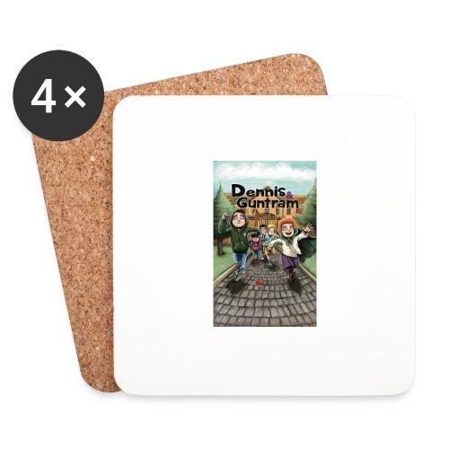 DuG-Band1-Kurztitel - Untersetzer (4er-Set)