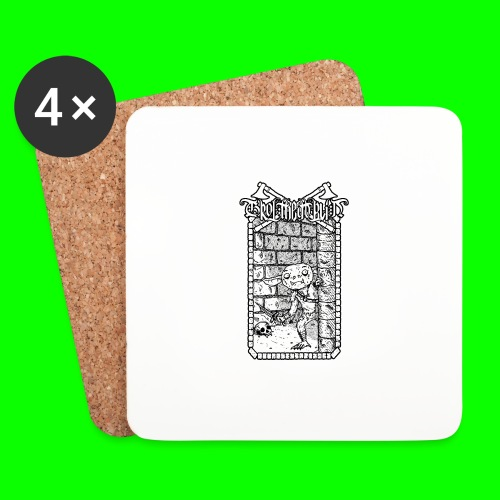 Return to the Dungeon - Coasters (set of 4)